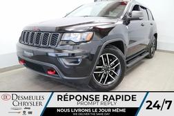 2019 Jeep Grand Cherokee Trailhawk 4X4 * NAVIGATION * UCONNECT 8.4 POUCES *  - DC-U2825  - Blainville Chrysler