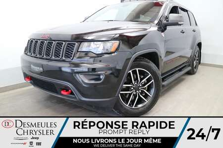 2019 Jeep Grand Cherokee Trailhawk 4X4 * NAVIGATION * UCONNECT 8.4 POUCES * for Sale  - DC-U2825  - Blainville Chrysler