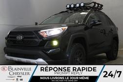 2019 Toyota RAV-4 ADVENTURE * LIFT KIT * LUMIERE DEL * CAM DE RECUL  - P2356A  - Blainville Chrysler