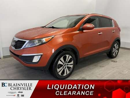 2013 Kia Sportage EX * SIEGES CHAUFFANTS * BLUETOOTH * CRUISE * for Sale  - BC-C1928  - Desmeules Chrysler