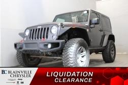 2016 Jeep Wrangler Rubicon 4WD * LIFT KIT * A/C * NAVIGATION *  - BC-R2293A  - Blainville Chrysler
