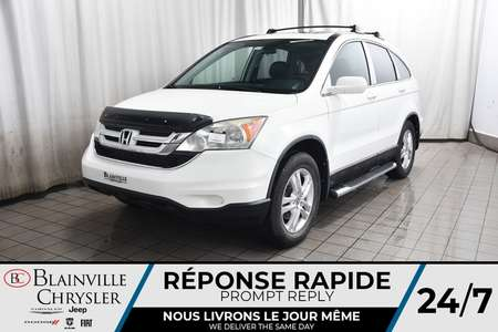 2011 Honda CR-V EX-L * CUIR * TOIT OUVRANT * SIEGES CHAUFFANTS * for Sale  - BC-20069B  - Blainville Chrysler