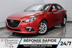 2014 Mazda Mazda3 GS + toit ouv + bancs chauff + cam recul + a/c  - DC-L2037  - Blainville Chrysler