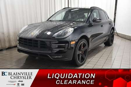2016 Porsche Macan TURBO * NAVIGATION * TOIT PANORAMIQUE * CAM RECUL for Sale  - BC-C1690  - Blainville Chrysler