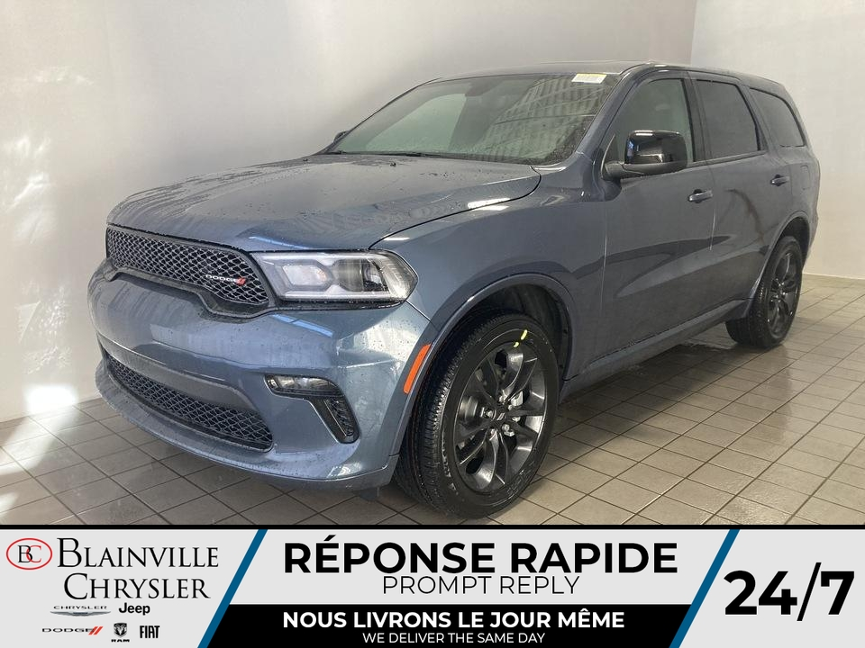 2021 Dodge Durango  - Desmeules Chrysler