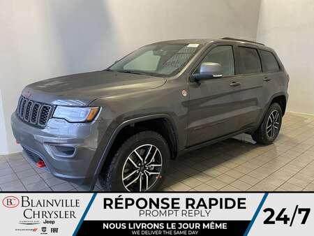 2021 Jeep Grand Cherokee Trailhawk V8 * CUIR VENTILLÉ * TOIT PANORAMIQUE for Sale  - BC-21394  - Desmeules Chrysler