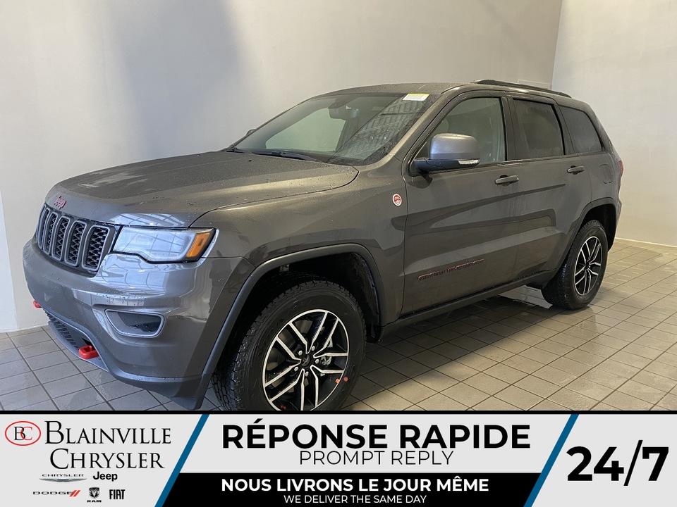 2021 Jeep Grand Cherokee  - Desmeules Chrysler