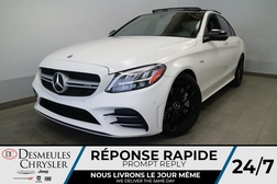 2019 Mercedes-Benz C-Class AMG C 43 4MATIC * TOIT OUVRANT * NAV * CRUISE *  - DC-U2871  - Blainville Chrysler