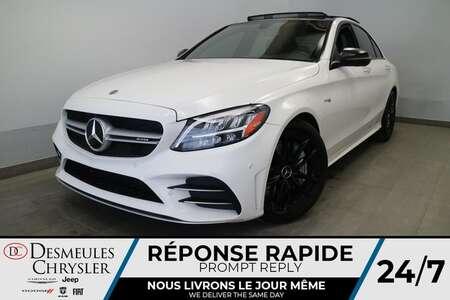 2019 Mercedes-Benz C-Class AMG C 43 4MATIC * TOIT OUVRANT * NAV * CRUISE * for Sale  - DC-U2871  - Desmeules Chrysler