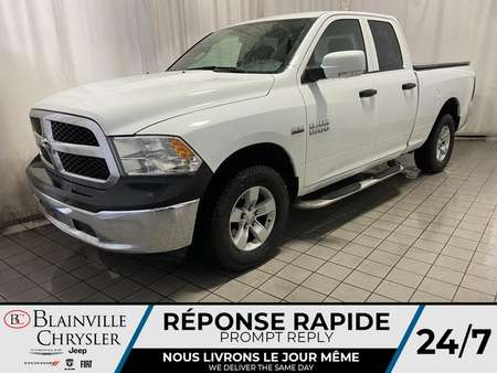 2016 Ram 1500 SXT * 4X4 * 6 PASSAGER * CRUISE * BLUETOOTH * A/C for Sale  - BC-C1750  - Blainville Chrysler