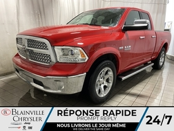 2017 Ram 1500 LARAMIE * 6 PASSAGERS * CUIR  * CAMERA RECUL *  - BC-P1897B  - Blainville Chrysler