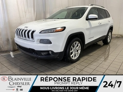 2014 Jeep Cherokee SIEGES/VOLANT CHAUFFANTS * BLUETOOTH * CRUISE  - BC-S2017  - Blainville Chrysler