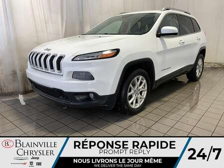 2014 Jeep Cherokee SIEGES/VOLANT CHAUFFANTS * BLUETOOTH * CRUISE for Sale  - BC-S2017  - Blainville Chrysler