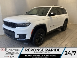 2021 Jeep Grand Cherokee L Altitude * 6 PASSAGERS * TOIT OUVRANT *  - BC-21620  - Desmeules Chrysler