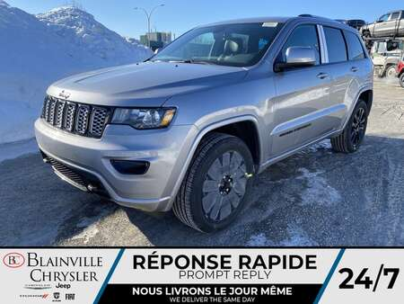2021 Jeep Grand Cherokee Altitude * Int. CUIR & SUEDE * TOIT OUVRANT for Sale  - BC-21369  - Blainville Chrysler