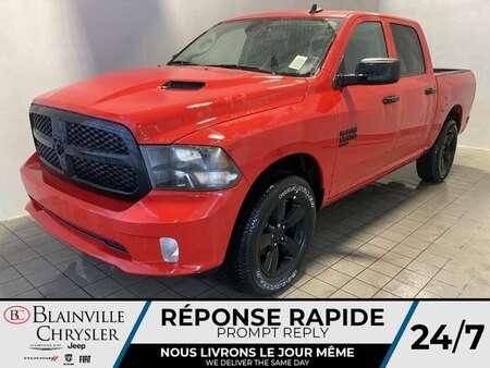 2021 Ram 1500 NIGHT V6 3.55 * 6 PASSAGER & CAPOT SPORT for Sale  - BC-21322  - Blainville Chrysler
