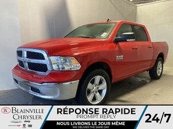 2020 Ram 1500 Crew Cab * APPLE CARPLAY * CAM RECUL *  - BC-20579  - Blainville Chrysler