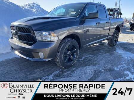 2021 Ram 1500 Quad Cab for Sale  - BC-21344  - Blainville Chrysler