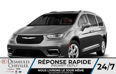 2021 Chrysler Pacifica Limited AWD * UCONNECT 8.4 PO * CAMERA DE RECUL * for Sale  - DC-C47433514  - Desmeules Chrysler