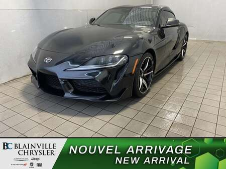 2020 Toyota GR Supra 3.0L * EXHAUST PACK * LAUNCH EDITION * 382 HP * for Sale  - BC-P2330  - Blainville Chrysler