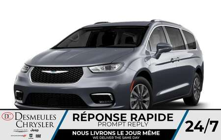 2021 Chrysler PACIFICA HYBRID Touring L Plus HYBRID *  UCONNECT 8.4PO * CAMERA * for Sale  - DC-C48656983  - Desmeules Chrysler