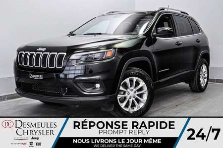 2019 Jeep Cherokee North + a/c + bancs chauff + cam recul + bluetooth for Sale  - DC-20695A  - Desmeules Chrysler