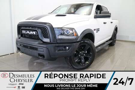 2021 Ram 1500 Crew Cab WARLOOCK 4X4 * UCONNECT 8.4 PO * CAM * for Sale  - DC-21270  - Blainville Chrysler