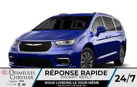 2021 Chrysler PACIFICA HYBRID Touring L Plus HYBRID * UCONNECT 7 POUCES * CAMERA for Sale  - DC-C48656985  - Desmeules Chrysler