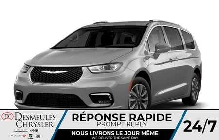 2021 Chrysler PACIFICA HYBRID Touring L Plus HYBRID * UCONNECT 7 PO * CAM RECUL for Sale  - DC-C48656989  - Desmeules Chrysler