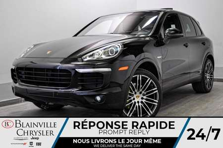2017 Porsche Cayenne S E-Hybrid Platinum Edition for Sale  - BC-LUDO3333  - Desmeules Chrysler