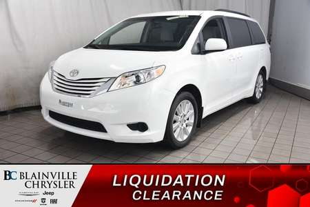 2015 Toyota Sienna LE * CAMERA RECUL * BLUETOOTH * CLIM TRI-ZONE * for Sale  - BC-P1617  - Blainville Chrysler