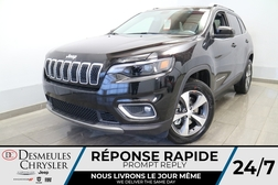 2021 Jeep Cherokee LIMITED 4X4 * TOIT OUVRANT * CUIR * UCONNECT 8.4PO  - DC-21368  - Desmeules Chrysler