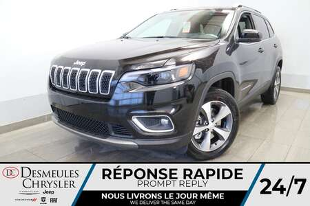 2021 Jeep Cherokee LIMITED 4X4 * TOIT OUVRANT * CUIR * UCONNECT 8.4PO for Sale  - DC-21368  - Blainville Chrysler