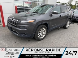 2015 Jeep Cherokee LIMITED * TOIT PANORAMIQUE * CUIR * CRUISE  - BC-20489A  - Blainville Chrysler
