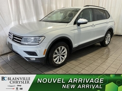 2018 Volkswagen Tiguan TRENDLINE * CAM RECUL * APPLE CARPLAY *  - BC-P1797  - Blainville Chrysler
