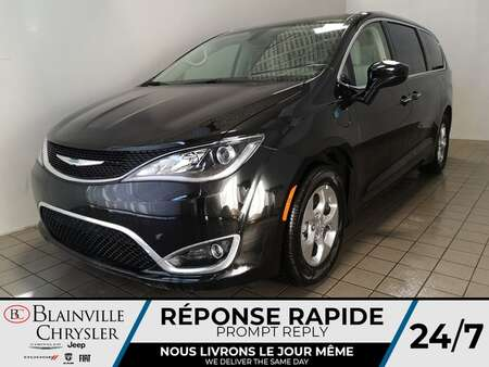 2020 Chrysler Pacifica TOURING *  HYBRIDE * SIEGES & VOLANT CHAUFFANT for Sale  - BC-20522  - Desmeules Chrysler