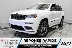 2020 Jeep Grand Cherokee Limited X+ UCONNECT + WIFI + TOIT OUV *150$/SEM  - DC-20285  - Blainville Chrysler