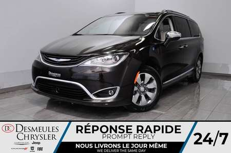 2017 Chrysler Pacifica Hybrid Platinum + bancs chauff + navig + bluetooth for Sale  - DC-20456A  - Blainville Chrysler