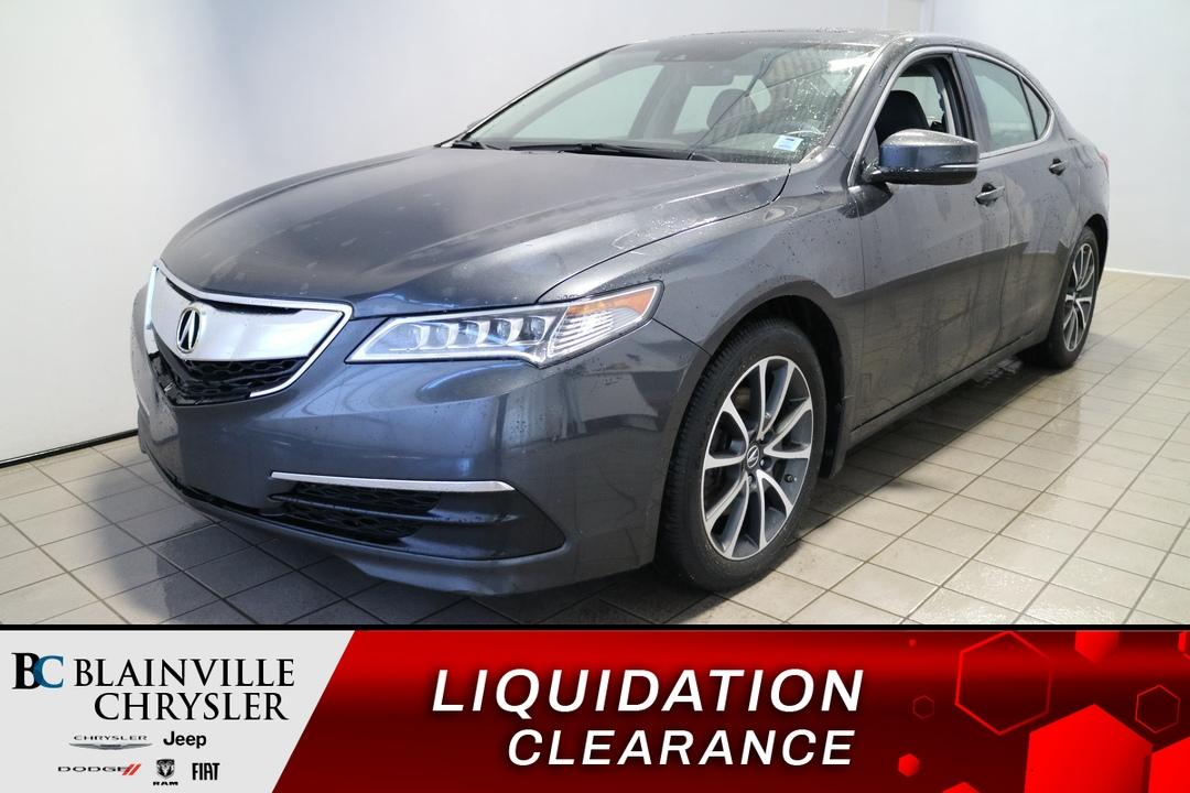 2016 Acura TLX  - Blainville Chrysler