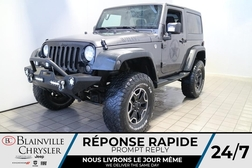 2016 Jeep Wrangler WILLYS * BLUETOOTH * CRUISE * A/C * MANUEL  - BC-21305A  - Blainville Chrysler