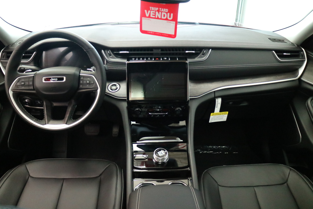 2021 Jeep GRAND CHEROKEE L LIMITED 4X4  - Blainville Chrysler