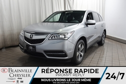2016 Acura MDX AWD * CAMERA RECUL * BLUETOOTH *  - BC-P1681  - Desmeules Chrysler