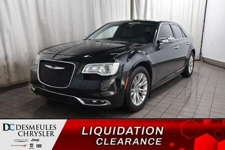2015 Chrysler 300 C * GPS* CAM RECUL * CUIR * PARKING SENSOR * for Sale  - BC-P1722  - Blainville Chrysler