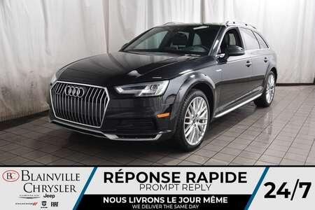 2017 Audi Allroad Prestige * TOIT PANORAMIQUE * NAV * CAM RECUL 360 for Sale  - BC-S1729  - Desmeules Chrysler