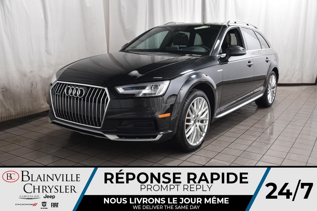 2017 Audi Allroad  - Desmeules Chrysler
