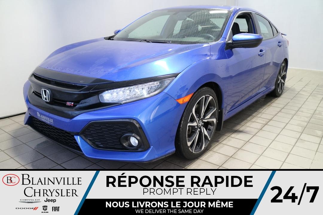 2017 Honda Civic  - Blainville Chrysler