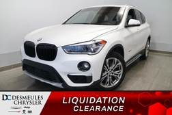 2018 BMW X1 xDrive28i AWD * TOIT OUVRANT * CUIR * CAMERA RECUL  - DC-S2546  - Desmeules Chrysler