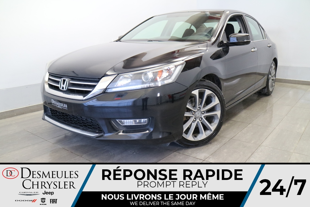 2013 Honda Accord  - Blainville Chrysler