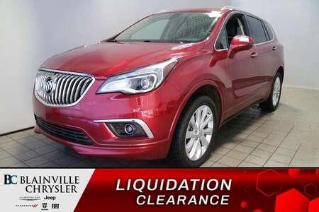 2017 Buick Envision Premium AWD * GPS * TOIT * 4 SIEGES CHAUFFANTS * for Sale  - BC-M1958  - Blainville Chrysler