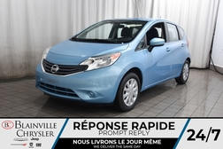 2015 Nissan Versa Note SV * CAM RECUL * BLUETOOTH * CRUISE * A\C * WOW  - BC-P1790  - Blainville Chrysler